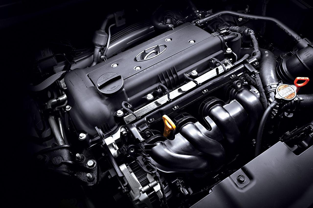 Ремонт двигателей хундай 194